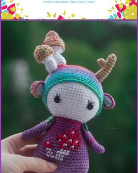 Human Ear Crochet Pattern | Crochet eyes, Human ear, Crochet patterns | 560x448