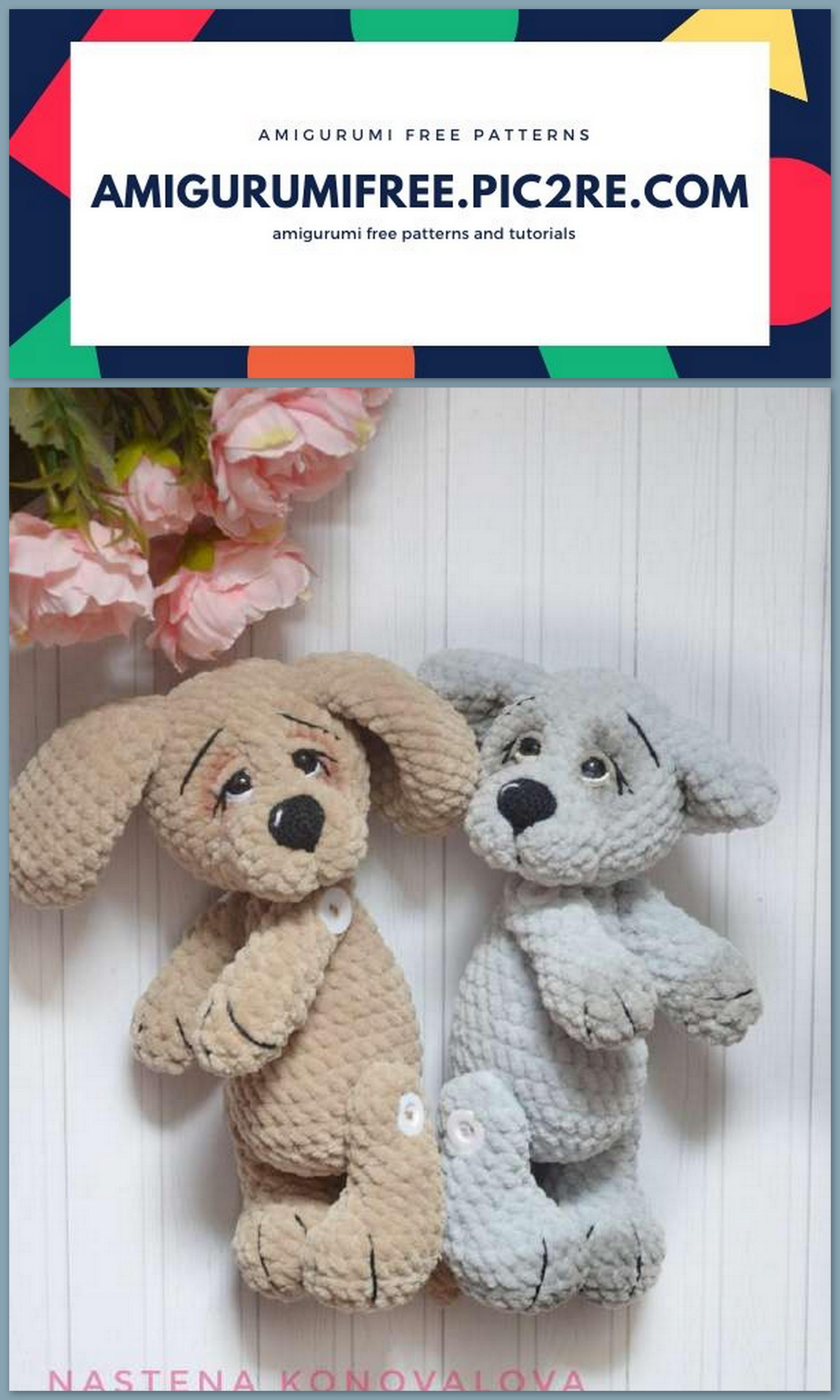 Woolfie, realistic crochet wolf pattern | Son's Popkes | 5120x3072
