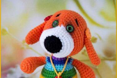 AmiDogs Basset Hound crochet pattern | PlanetJune by June Gilbank ... | 249x374