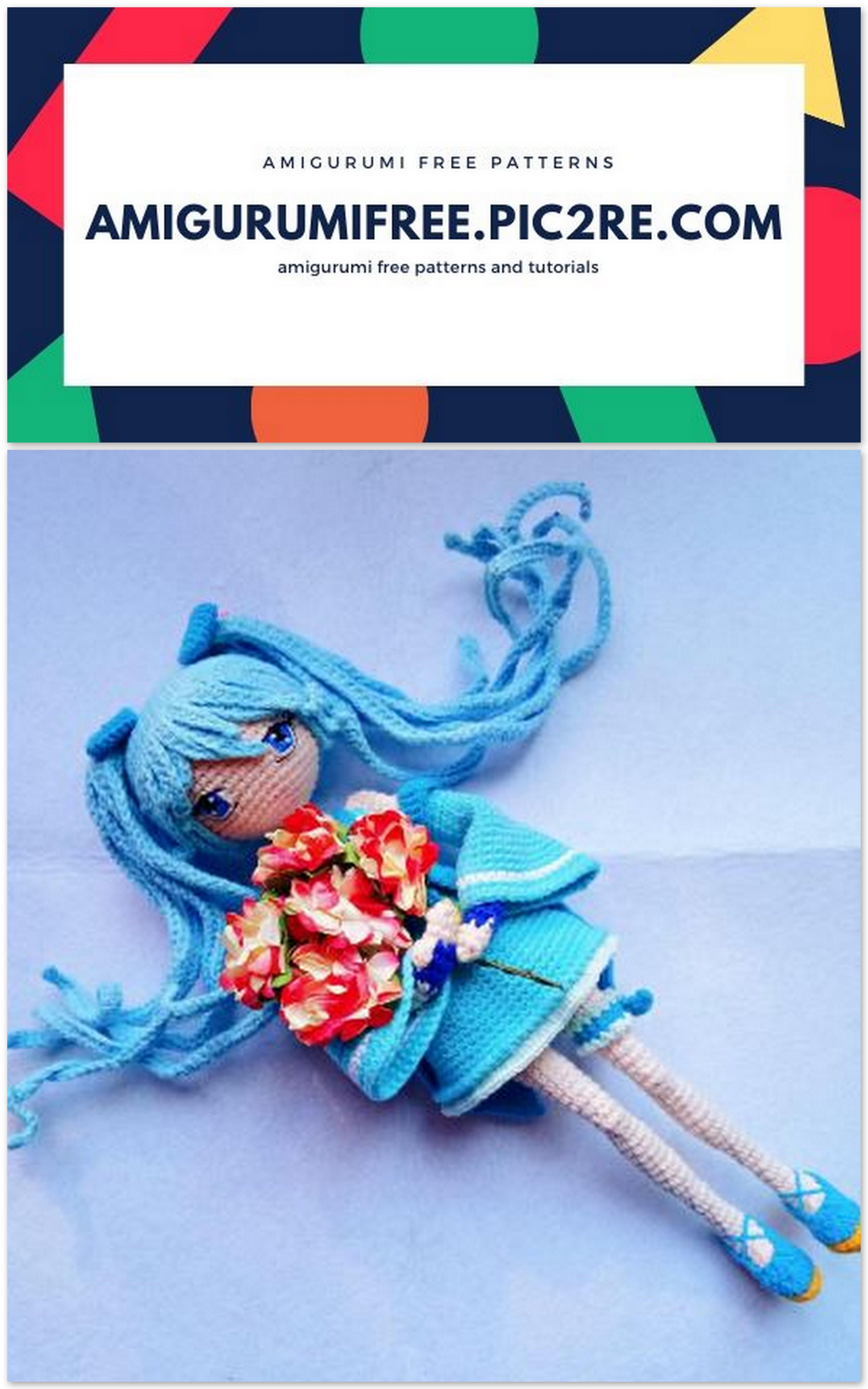 Samyelinin Örgüleri: Amigurumi Doll Pacifier Baby (Free English ... | 5120x3200