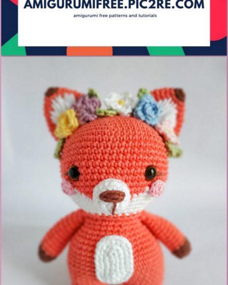 Free Crochet Pattern for a Piggy Donut Amigurumi ⋆ Crochet Kingdom | 560x448
